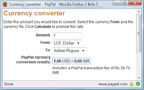 currency converter from usd to inr paypal currency converter
