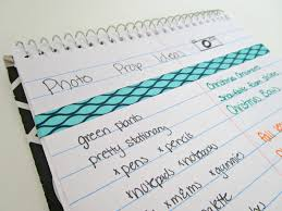 Little Green Notebook Blog by Courtney U0027s Little Things Blog Notebook Tour