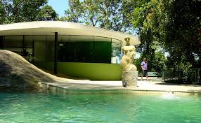 mid century modern house considered one of the most significant examples of modern