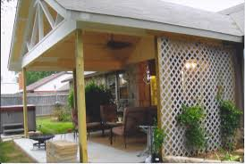 Shed Roof Over Patio by Quality Construction U0026 Remodeling