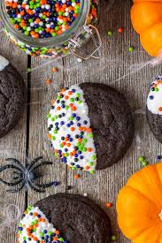 halloween sprinkle cookies liv for cake