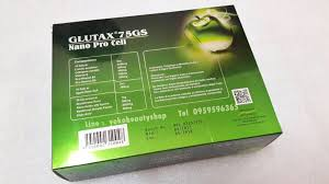 Glutax Nano Pro Cell ขายglutax 75gs nano pro cell whitening anti aging original authentic