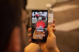huawei designs app huawei ict roadshow ar business app design award winner