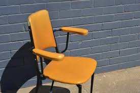 Mustard Dining Chairs by Funky Dining Chairs Australia Vintage Mid Century 4 X Cream