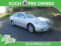 2007 toyota camry xle pre owned 2007 toyota camry xle 4d sedan in easton fp9422s koch