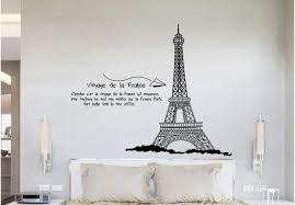 Eiffel Tower Wall Decals Download Eiffel Tower Room Wallpaper Gallery
