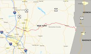 New Paltz Campus Map New York State Route 2 Wikipedia