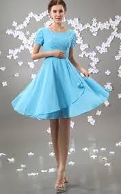Light Blue Chiffon Dress Baby Blue Prom Dresses Light Blue Prom Dresses