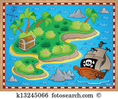 treasure map clipart pirate treasure map clip royalty free 1 974 pirate treasure
