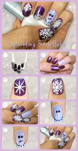 632 best nail tutorials images on pinterest make up nail art