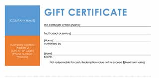 travel gift certificate template u2013 microsoft office templates