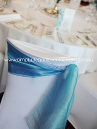 Wedding Chair Covers And Sashes Wedding Chair Covers U0026 Sashes Adelaide U0027s Wedding Decoration