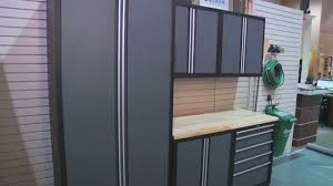 Lowes Cabinets Garage Garages Costco Garage Cabinets For Your Garage Storage Idea