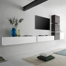 Wohnzimmerschrank Trento Tory Wohnwand Weiß Hochglanz Abs Schwarz Wohnzimmer Pinterest