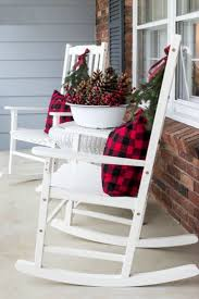 best 25 christmas front porches ideas on pinterest christmas