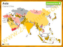 world map of capital cities world map ppt easy to edit powerpoint world map