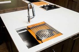 IDEAL WORKSTATION  IWS - Small sink kitchen