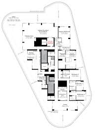 Hearst Tower Floor Plan by Faena Penthouse Faena Ph Miami Beach