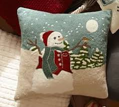 Christmas Pillows Pottery Barn 40 Best Pillows For All Seasons Images On Pinterest Cushions