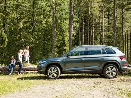 skoda kodiaq interior the new skoda kodiaq 4x4 suv has finally arrived at bickerton