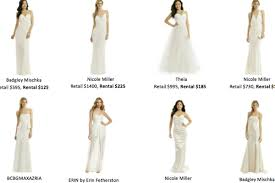 rent the runway wedding dresses brilliant rent the runway goes into the bridal business racked