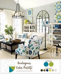 How To Decorate Your Living Room by How To Use A Color Wheel For Decorating How To Decorate