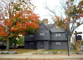 massachusetts house history by the sea the witch house salem massachusetts