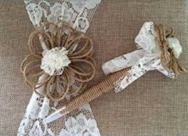 guest book pen wedding guest book david tutera burlap lace and pen