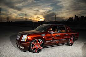 2008 cadillac escalade ext a 2008 cadillac escalade ext on diablo wheels lowrider