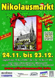 Kreis Bad Kreuznach Bad Kreuznach U2013 Nikolausmarkt Nahe News