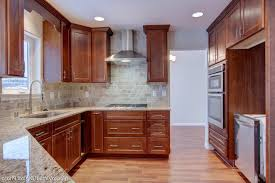 Nice Kitchen Cabinets by Lovely Crown Molding On Kitchen Cabinets Hi Kitchen