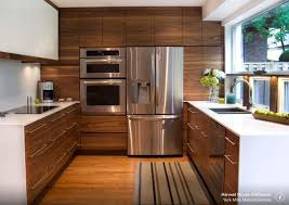 modern wood kitchen cabinets contemporary walnut kitchen cabinets kitchen design and isnpiration