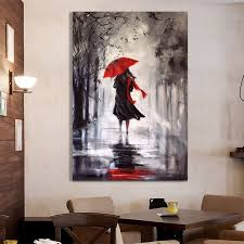 Canvas Home Decor 36 Best Landsape Paintings Tree Images On Pinterest Large Wall