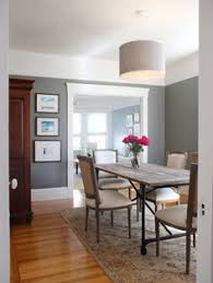 Best Colors For Dining Rooms by The Wall Color Is Templeton Gray By Benjamin Moore Wall Colors