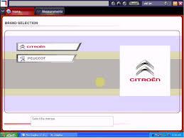 peugeot citroen lexia 3 pp2000 peugeot citroen diagbox v7 24 software installation