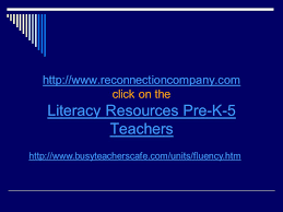 teaching fluency in the early grades leecy wise ppt download