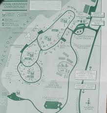 grand map lodging signal mountain cground map donahue
