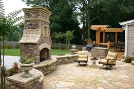 pictures of outdoor patios with fireplaces covered patio with