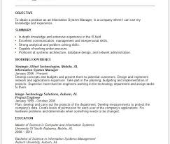 Accounting Manager Resume Examples by Top 8 Information System Manager Resume Samples In This File You