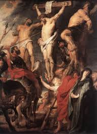 file peter paul rubens christ on the cross between the two