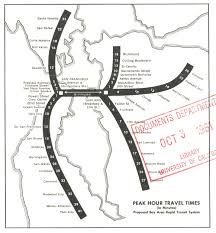 Bart Lines Map by Dolores Street Bridge Burrito Justice