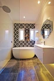 22 best bath feature walls images on pinterest bathroom feature