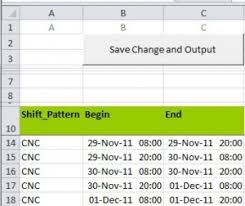 capacity planning tool download excel template for production