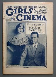 Historical Photos Circulating Depict Women Silent Era Fan Magazines And British Cinema Culture Mediating