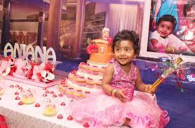 anjana 1st birthday by kvm jvm tamil youtube