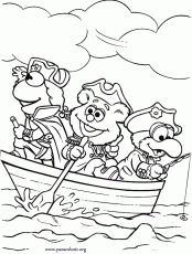 photos kermit frog coloring pages muppets kermit