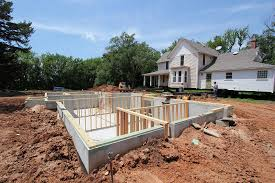types of foundations for homes concrete services framing steel wood structural construction