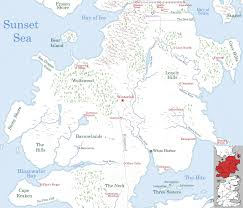 Map Of Essos Asoiaf Regions On A Map Slideshow Quiz By Princessmartell