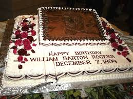 200th birthday of mit founder william barton rogers celebrated