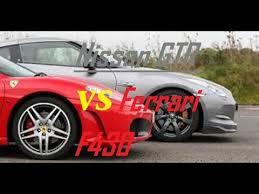 top speed f430 skyline gtr vs f430 top speed